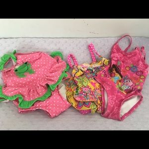 Other - Set of 3 Bathing Suits 18 months